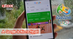 A Google is készül az olimpiára - Rio 2016