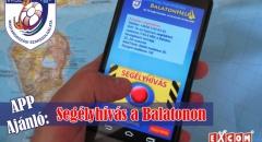 App Ajánló: BalatonHELP - biztonságban a Balatonon