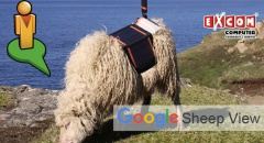 Google Sheep View - a Street View helyett