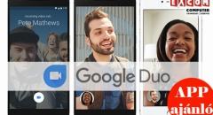 App Ajánló: Videotelefonálás a'la Google - itt a Duo