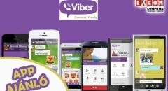 App Ajánló: megújult a Viber
