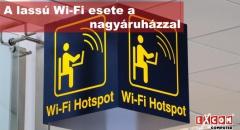 Miért lehet lassú és akadozós az áruházi Wi-Fi internet?