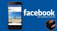Jönnek a gömbpanorámás képek a Facebook-ra is