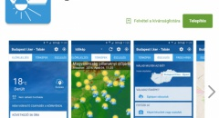 App Ajánló: megújult az Időkép
