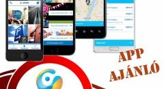 App Ajánló: Egy app, amivel parkolhatsz, mozizhatsz, autózhatsz...