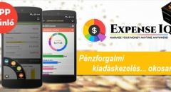 App Ajánló: pénzügyi kiadáskezelő Androidra
