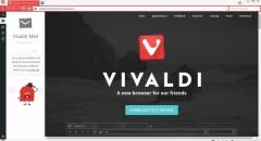 Új böngésző a piacon, megjelent a Vivaldi netböngésző