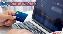 Netes vásárlási kisokos - LCD kijelzős bankkártyák