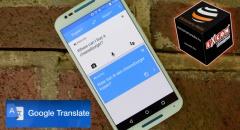 App Ajánló: Új funkcióval bővült a Google fordítója (Translate)