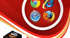 Elbukott az Explorer. Éljen a Chrome!