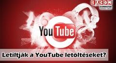 Befellegzett a YouTube letöltő oldalaknak? Nincs több online mp3 konvertálás!