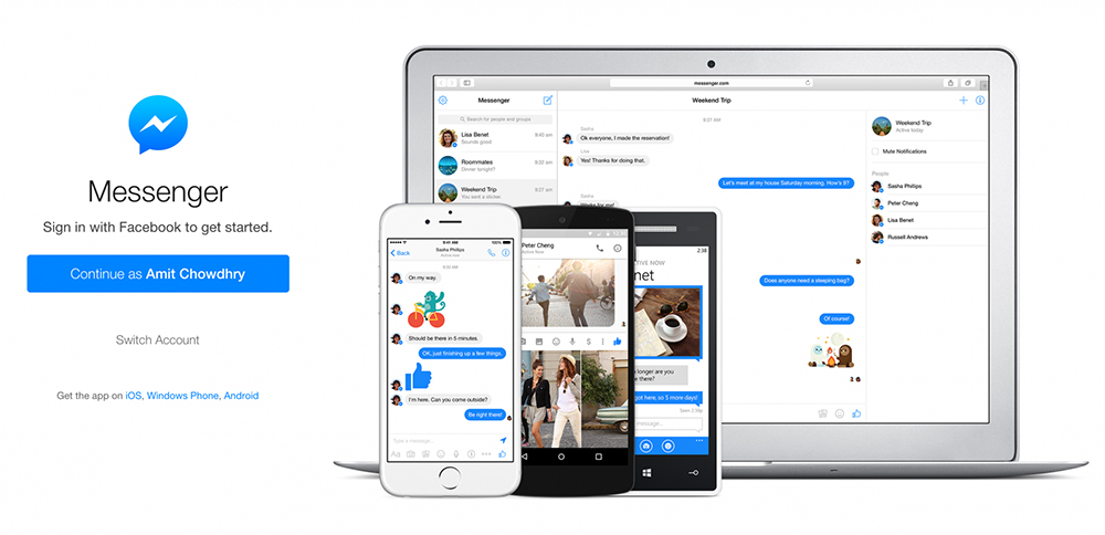 FB Messenger 2