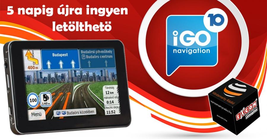 igo android magyarország térkép 5 napig újra ingyenes az iGO Magyarország térképe   ExComputer igo android magyarország térkép