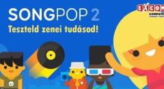 Zene felismerős játék, nem csak okostelefonra - SongPop 2