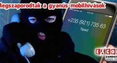 Gyanús, külföldi mobilhívásokra figyelmeztetnek a szolgáltatók