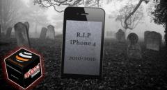 Búcsúzik az iPhone 4 - kivezeti az Apple