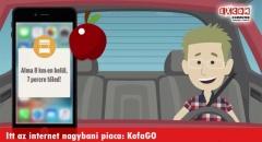 App Ajánló: KofaGO, az online városi piac