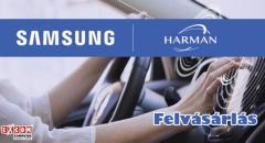 A Samsung megvette a Harman-t