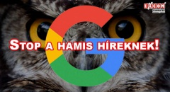 Már hivatalos: A Google fellép a hamis, és erőszakos tartalmakkal szemben