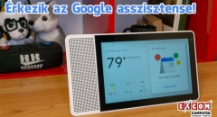 Okoshangszóró, ahogyan a Google azt megálmodta