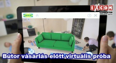 Az IKEA már a bútorokat is a virtuális valóságba helyezi