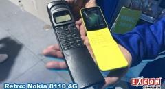 Retro: Újabb ős-Nokia érkezik, itt a Nokia 8110!