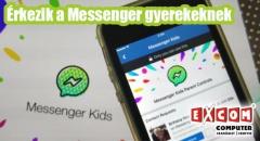 Facebook: érkezik a Messenger Kids