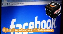 Most talán jó irányba változik a Facebook hírfolyam