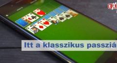 Mostantól Androidra és iOS-re is elérhető a Klasszikus passziánsz