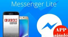 App Ajánló: Itt a Messenger Lite