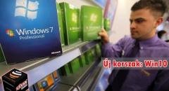 Az új korszak: november 1-től már csak Windows 10 van!