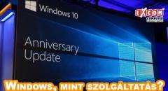 Nem lesz új Windows, ellenben évente kettő nagy frissítés érkezik