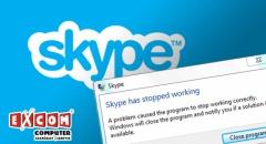 Akadozik a Skype működése