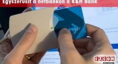 A K&H Bank kivezeti a chipkártyás netbanki azonosítást. Végre!