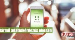 App Ajánló: Nem csak jármű nyilvántartás már a zsebünkből is