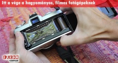 A Canon kivégzi az analóg fotózást