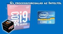 Új processzorosztály érkezik az Inteltől: Core i9