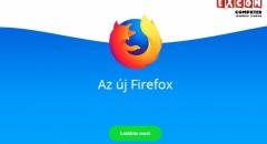 Frissült a Firefox: nincs tovább idegesítő weboldali értesítés!
