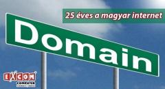 Már 25 éves az első magyar honlap