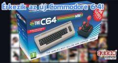 Retró: újra lesz Commodore 64