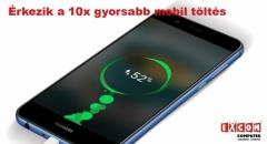10x gyorsabb telefontöltés: 5 perc alatt 50%
